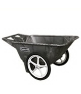 View: 5642-61 7.5 Cu Ft Big Wheel Cart (Unassembled)